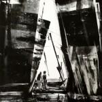 rencontre-32/52cm-monotype